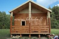 Log cabin No.154