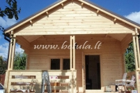 Log cabin No.70a