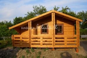 Log cabin No.124