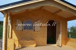 Log cabin No.302