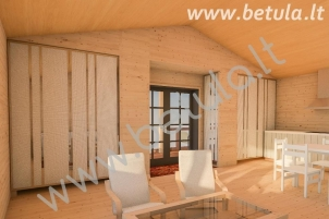 Timber house PETUNIA