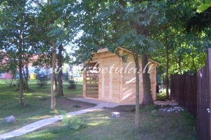 Firewood shed/ annex No.451