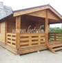 Wooden house No.530a